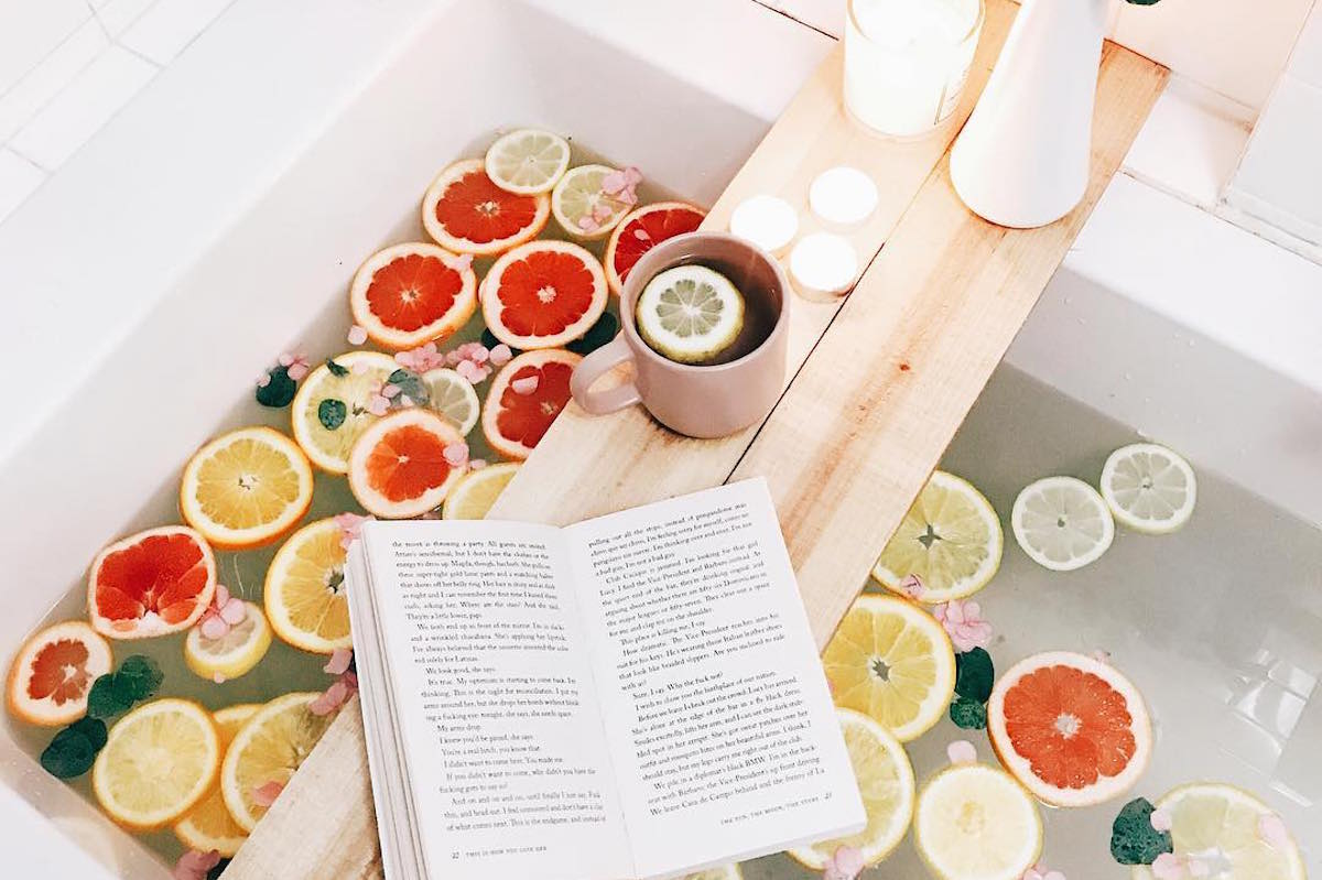 Citrus SquareRooms Guide to Room Fragrances