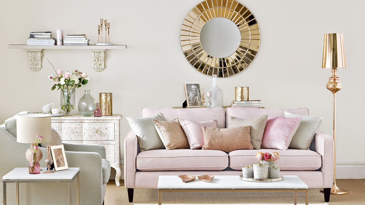 5 Different Ways To Incorporate Rose Gold Into Your Home