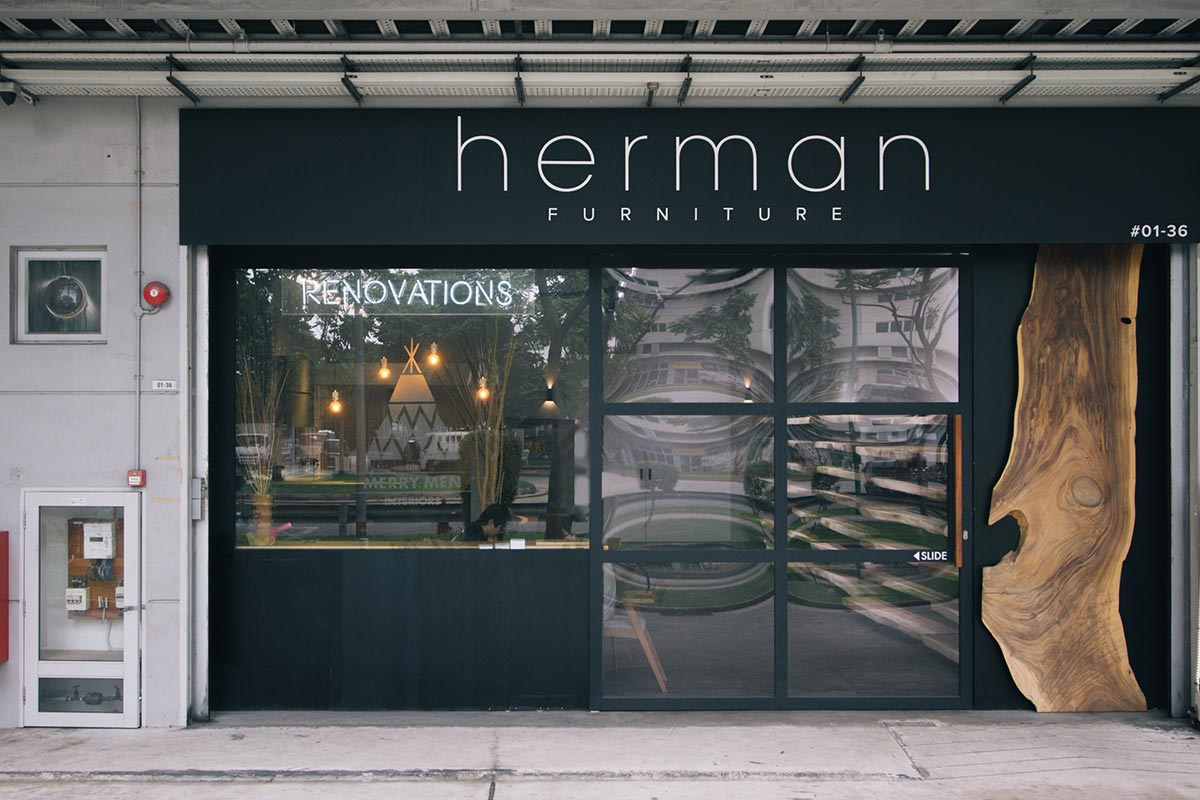Brandon and Zheng Cai started Herman Furniture as an exploration into how technology and traditional crafts can come together to create something surprising.